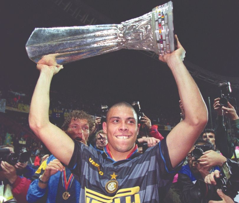 Ronaldo At Inter Milan The Uefa Cup The Goals And The Injuries The Full Story Of His Time In Italy Fourfourtwo