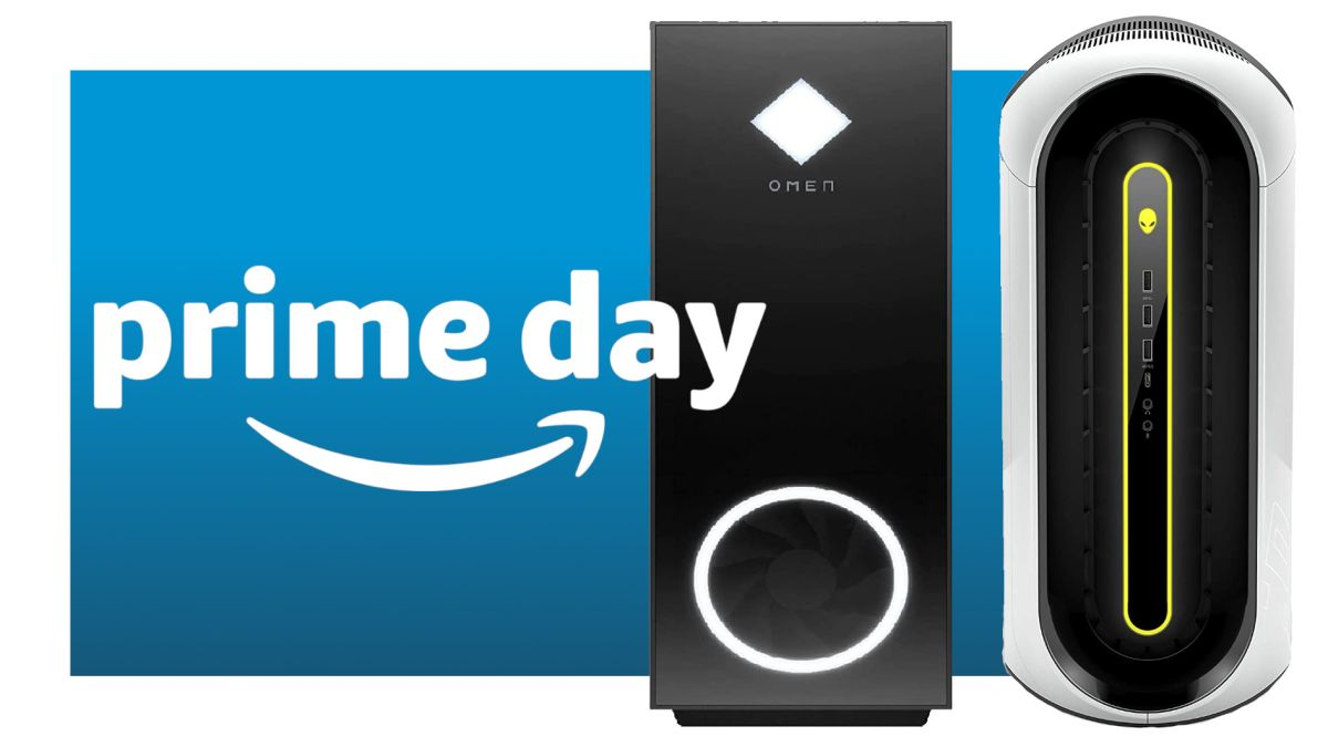 The best Amazon Prime Day gaming PC deals