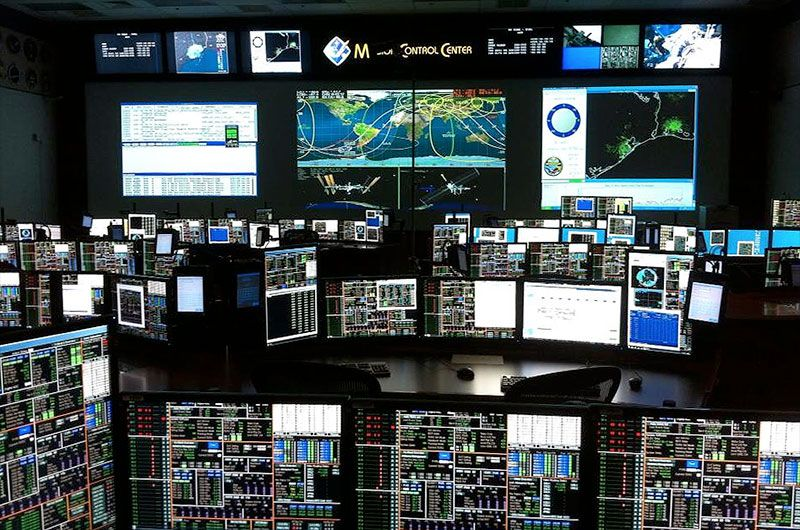 Nasa Redesigns Mission Control For Future Spaceflights Space