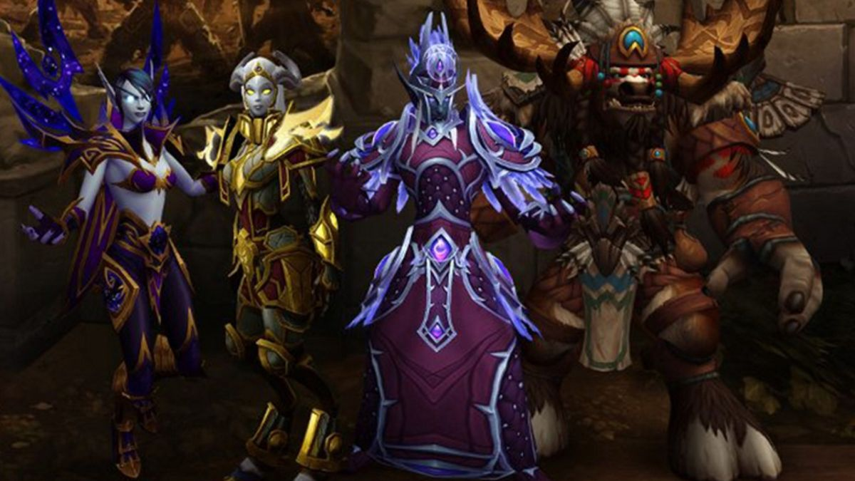 WoW: Battle for Azeroth launch guide | GamesRadar+