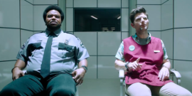 Watch Adam Scott And Craig Robinson Channel The X-Files In New Ghosted Trailer