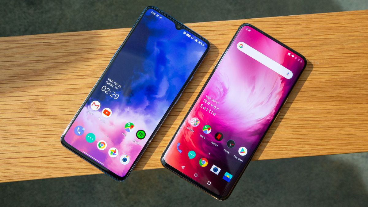 OnePlus 7T vs. OnePlus 7 Pro: What's Different?