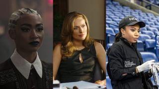Tati Gabrielle, Michaela McManus and Shalita Grant