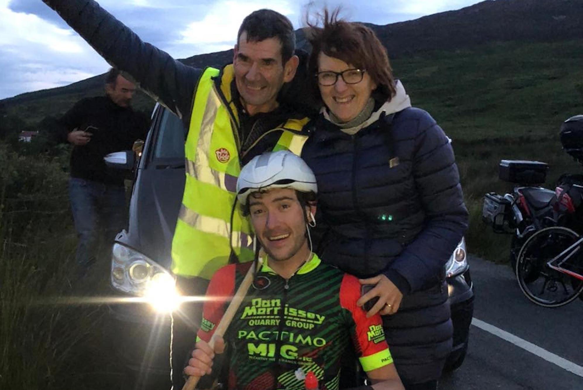 Irish rider destroys Alberto Contador's Everesting record by 20 minutes - Cycling Weekly