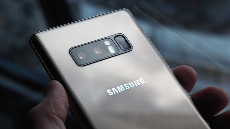 Samsung Note 9 in-screen fingerprint reader could be held back for Galaxy S10