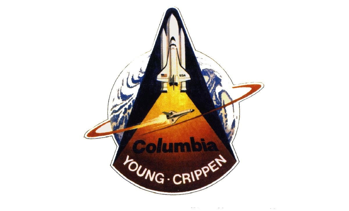 """SHUTTLE CHALLENGER STS-51E CANCELLED MISSION   4/""""  SPACE PATCH"""