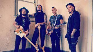 The new lineup of Blackfoot