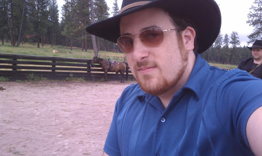 Horses, Shotguns And Scotch: My Time In Montana With Cowboys & Aliens #4951