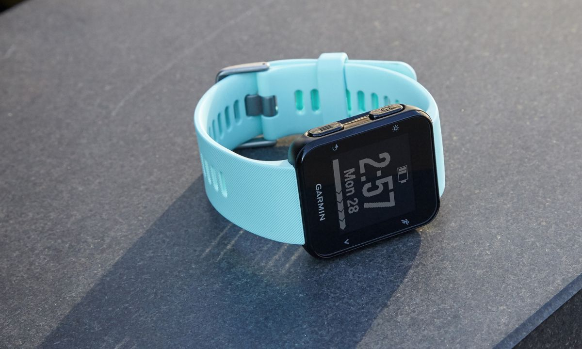 Garmin Forerunner 35 Review: GPS and Heart Rate in One