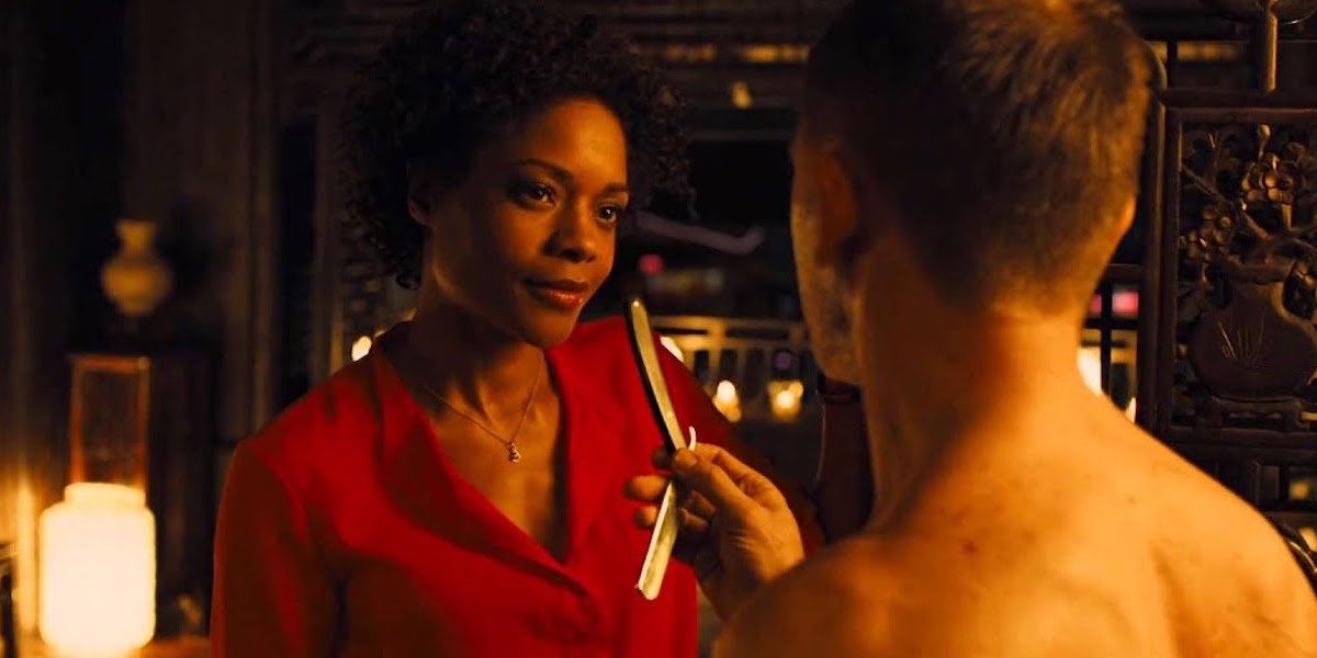 Moneypenny in Skyfall