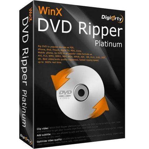 WinX DVD Ripper Platinum Review | Top Ten Reviews