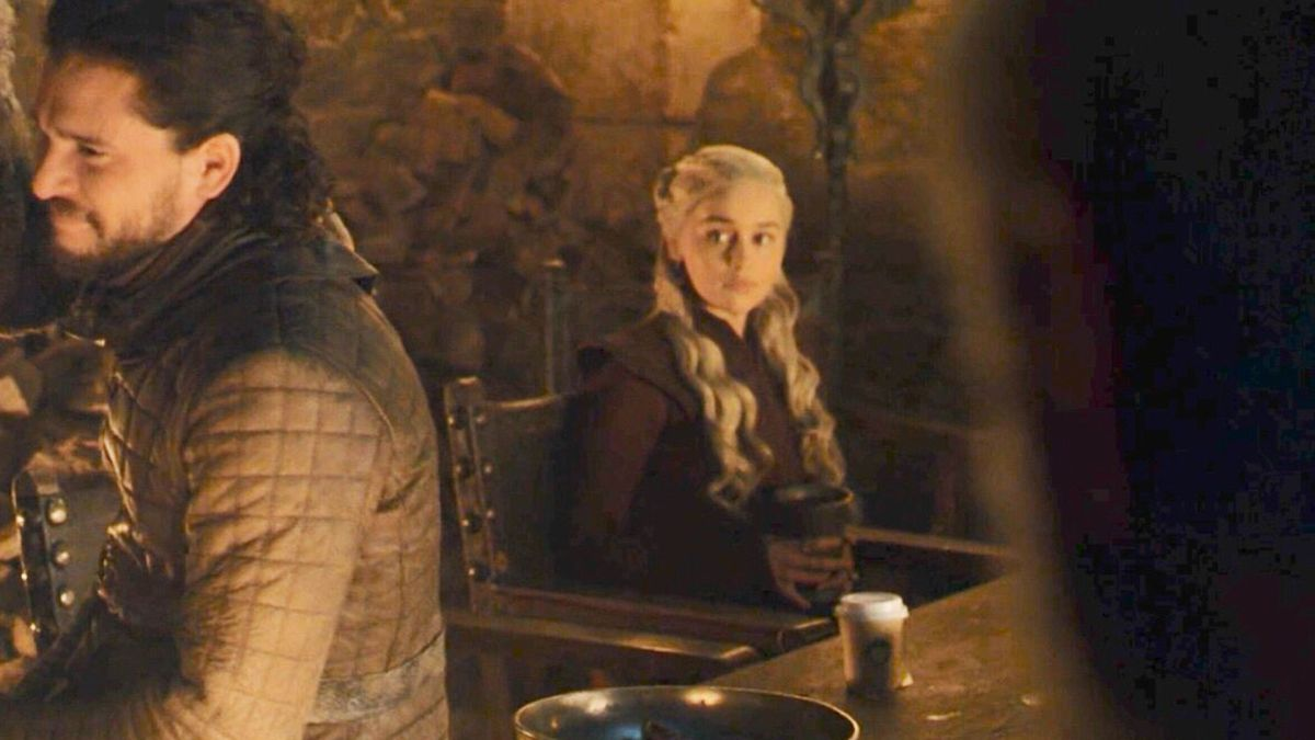 Game of Thrones creators (finally) reveal the reason behind *that* coffee cup controversy