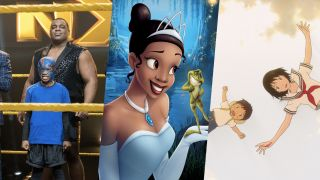 best family movies on Netflix - the main event, the princess and the frog and mirai