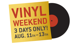 Barnes & Noble Vinyl Weekend