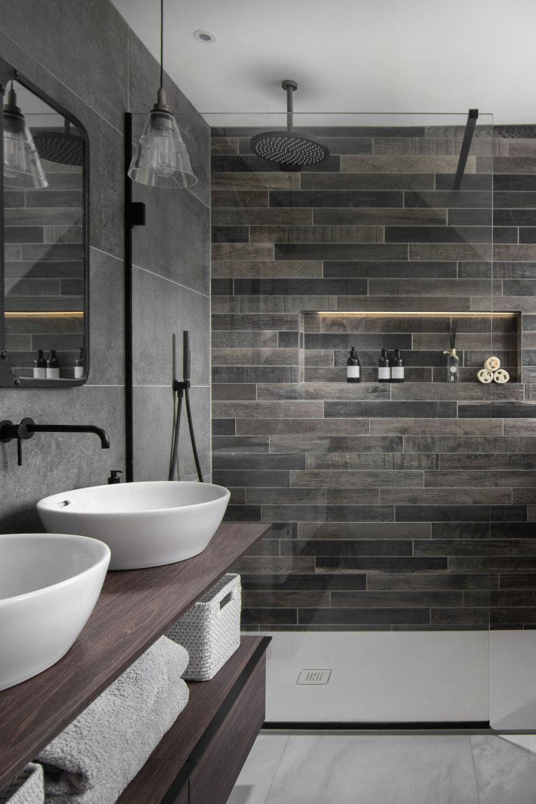 Ripples bathroom design