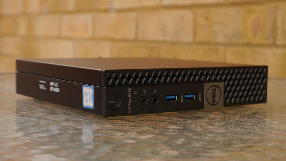 Dell Optiplex 5050 Micro Pc Review Techradar