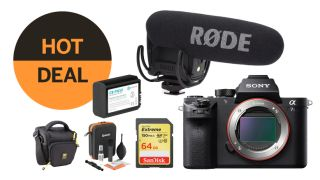 FREE $252 of kit (including Rode Mic) with Sony A7S II! Cyber Monday video bargain!