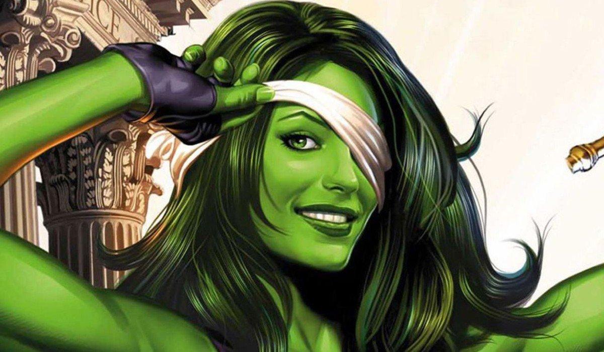 She-Hulk in Marvel Comics