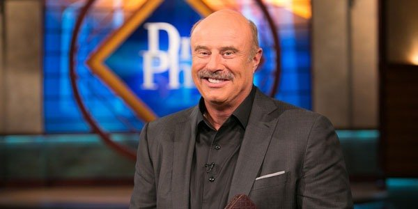 Dr Phil on his TV show