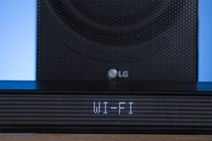LG SJ8 Soundbar Review - Dialogue, Bass and Surround Tests