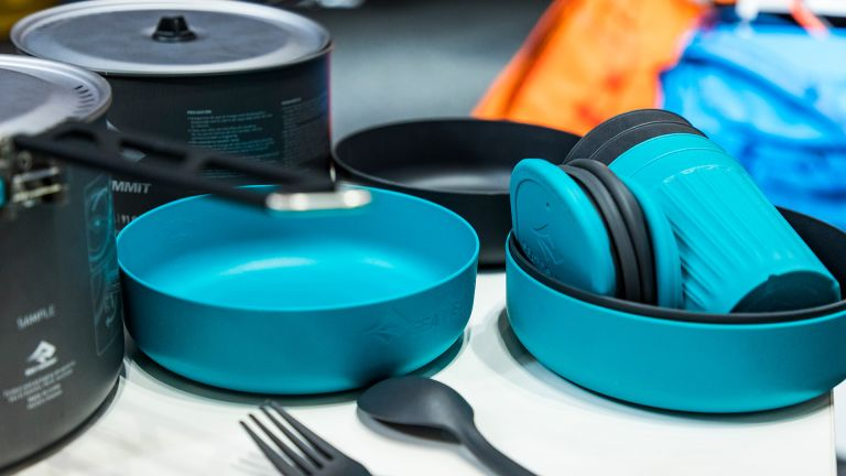Sea to Summit Alpha Set 4.2 camping cookware review