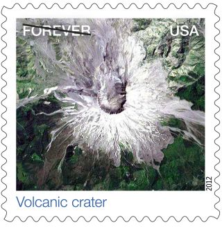 'Earthscapes' Forever Stamp