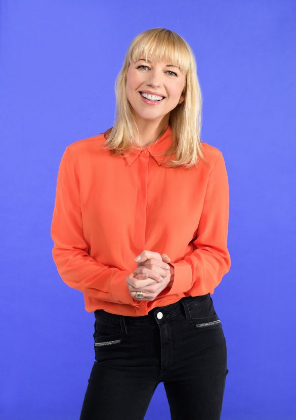 Questions That Make You Think >> Sara Cox: 'My dogs – Beano and Dolly – are going to be ...