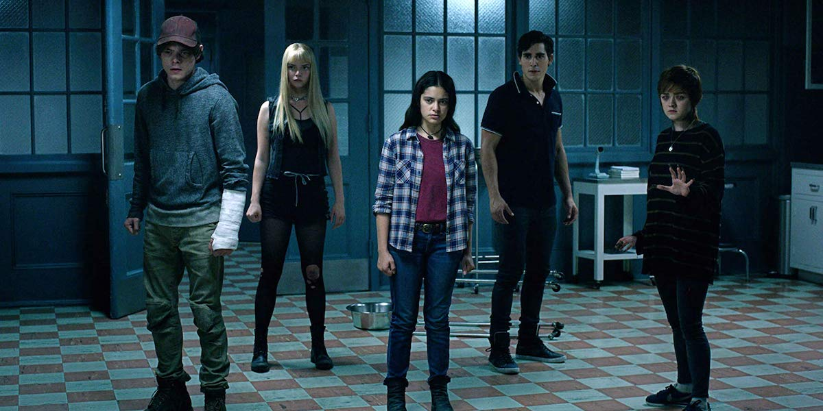 The New Mutants main cast