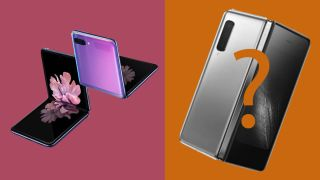 Samsung Galaxy Z Flip vs Galaxy Fold 2