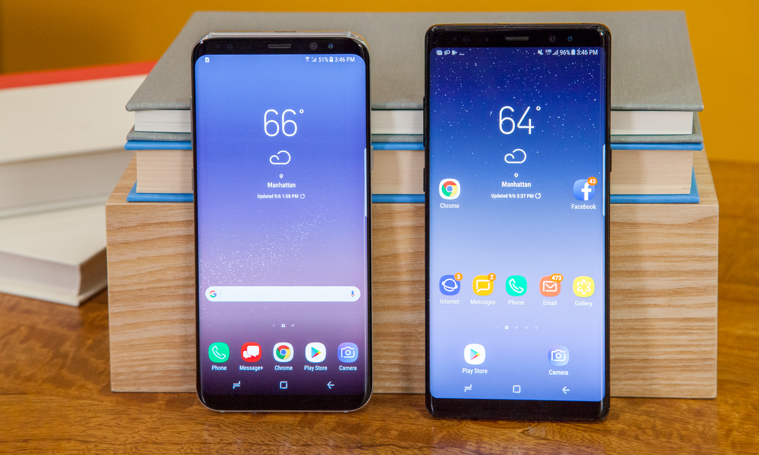 Galaxy Note 8 vs Galaxy S8: What Should You Buy? | Tom's Guide