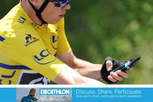 Is modern technology ruining bike races?