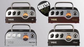 Vox MV50 mini guitar amp heads