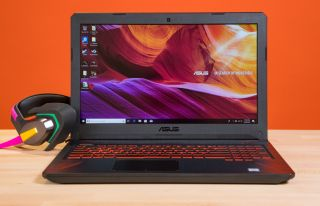 Asus TUF GTX 1650 Gaming Laptop