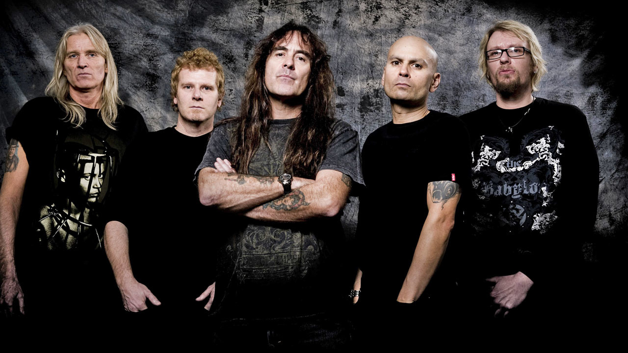 Steve Harris The Only Thing I Hate About British Lion Tour Louder