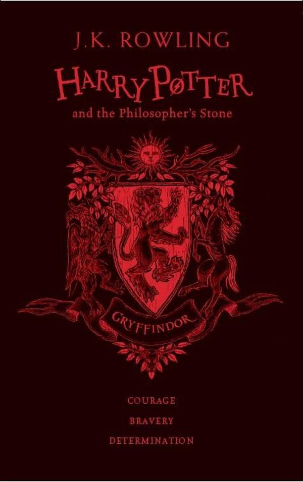 Gryffindor cover