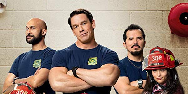 Playing With Fire Trailer Watch John Cena And Keegan