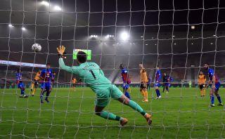 Wolverhampton Wanderers v Crystal Palace – Emirates FA Cup – Third Round – Molineux Stadium