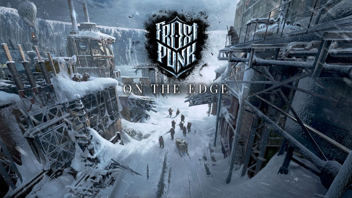 Frostpunk's final expansion now has a teaser trailer and a better name than TVADGYCGJR