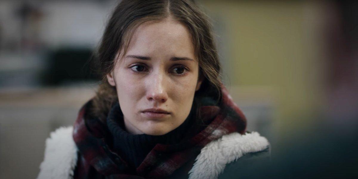 Eliška Křenková on Wasteland