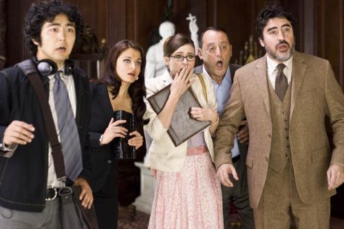 The Pink Panther 2 - Yuki Matsuzaki, Aishwarya Rai Bachchan, Emily Mortimer, Jean Reno & Alfred Molina