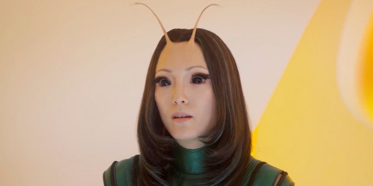 Mantis (Pom Klementieff) in Guardians of the Galaxy Vol. 2