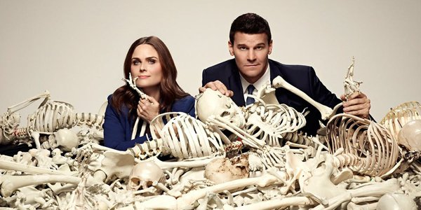 Bones Promo with Booth from Fox