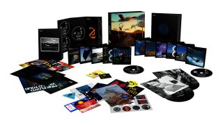 Pink Floyd The Later Years CD box set