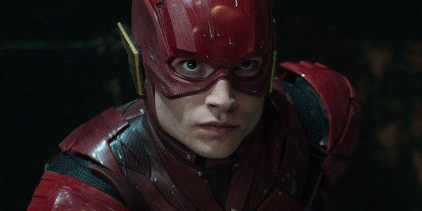 Flash Justice League Ezra Miller