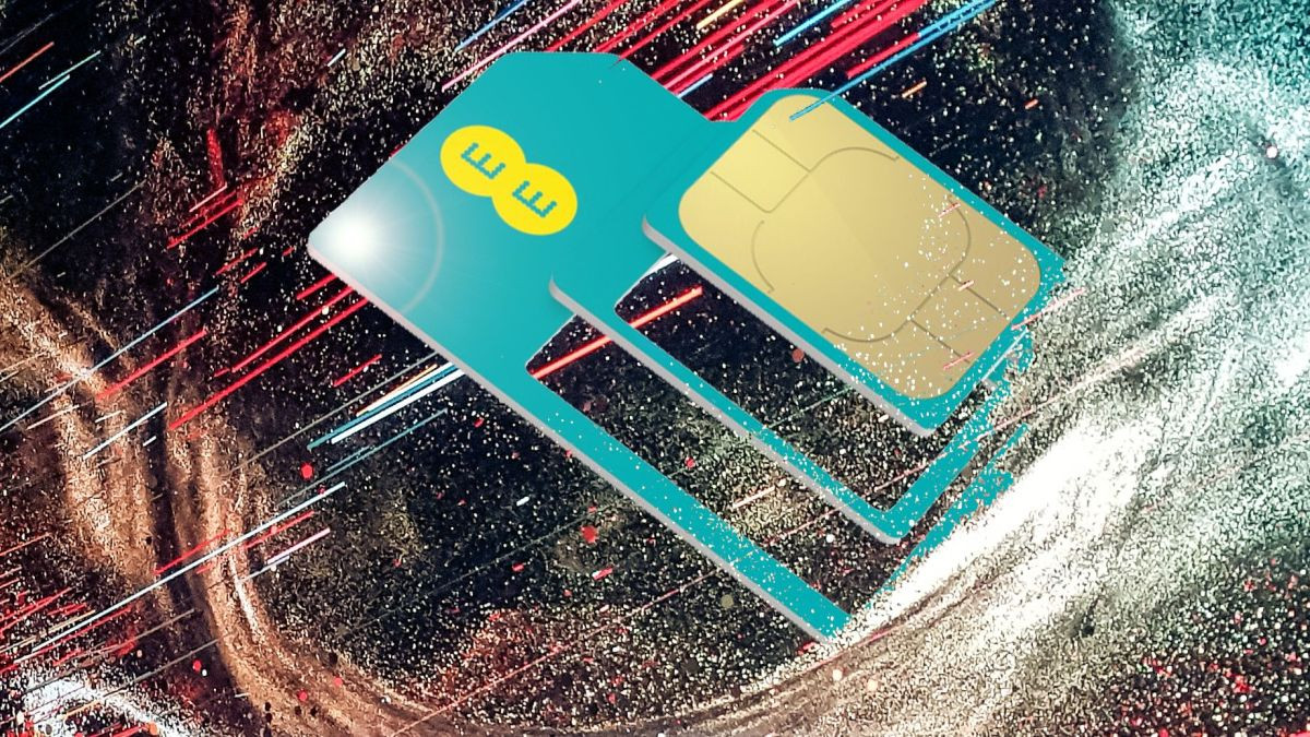 EE currently has an unbelievable 100GB data SIM Only deal for £20/month