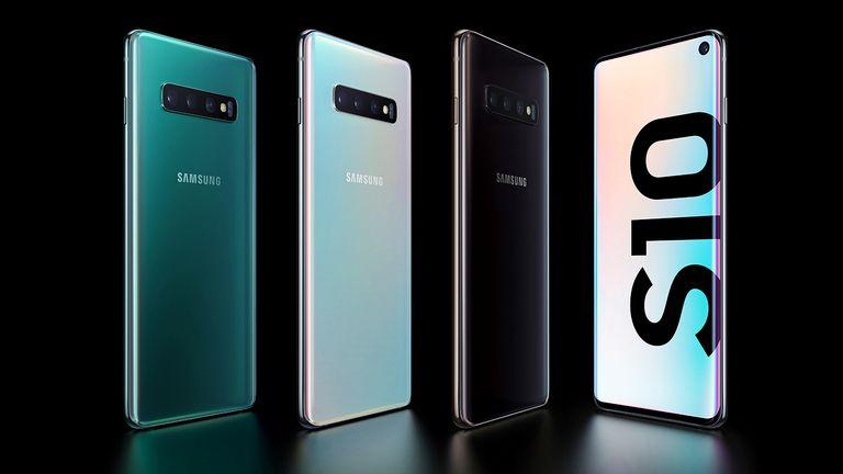 Samsung Galaxy Infinity-O Display