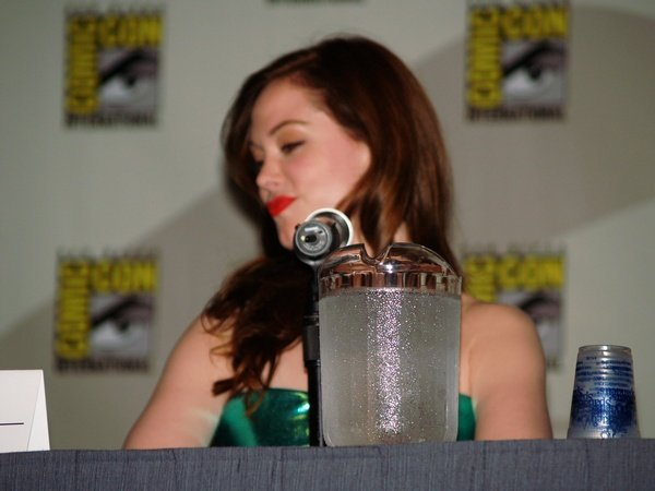 Comic Con: Red Sonja Panel In Detail #139