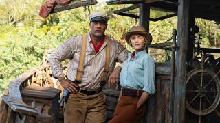 How to watch Jungle Cruise online with Dwayne Johnson and Emily Blunt