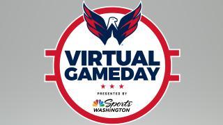 Washington Capitals Virtual Gameday