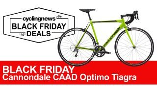 Cyber Monday Cannondale CAAD Optimo Deal